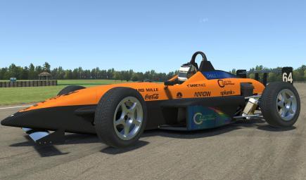 McLaren 2020 Skippy Livery