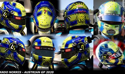 Lando Norris - Austrian GP 2020