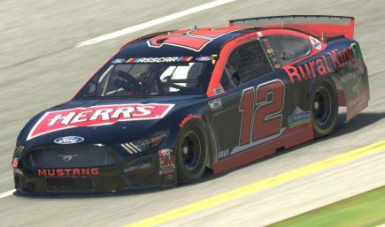 #12 Herrs/Rural King Ford Mustang
