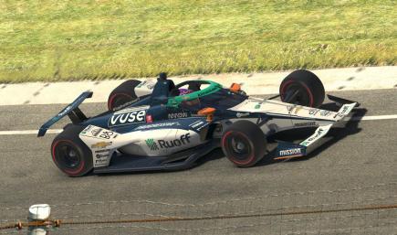 2020 Fernando Alonso Indy 500