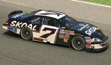 Dale Shaw #7 Pontiac NEP UPDATE