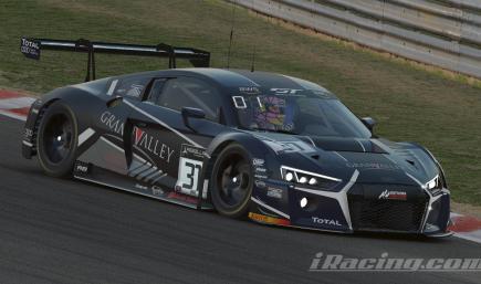 #31 WRT Audi R8 LMS 2020