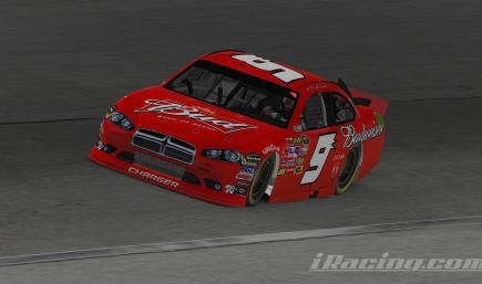 2009 Kasey Kahne Budweiser Charger
