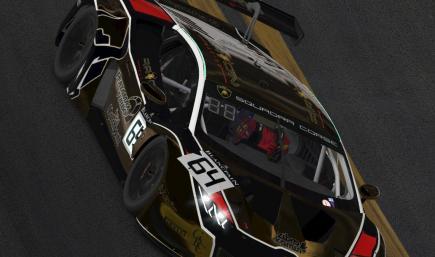 Raton Racing Lamborghini Huracan GT3 EVO