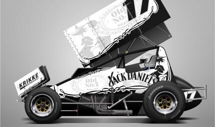 Jack Daniels Racing/Krikke Motorsport