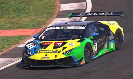 2020 GTWC / 24h Spa - #77 Barwell Motorsport