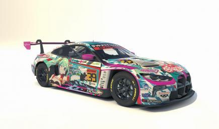 Goodsmile Racing 2020 BMW M4 GT3 [Super GT GT300]