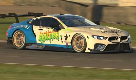 TGFbro Childish Motorsports BMW