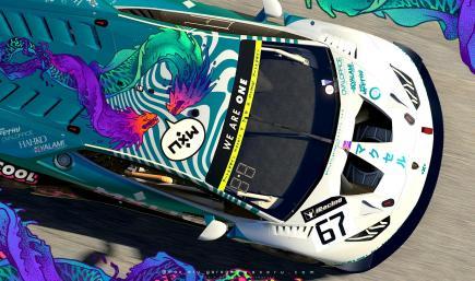 MXU Pearl - Lamboghini Huracan GT3 EVO