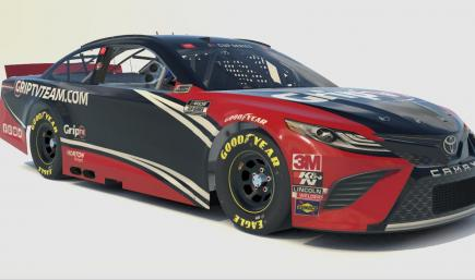 GripTV Cup Series Camry