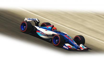 Valvoline Dallara IR01 v3E 2020
