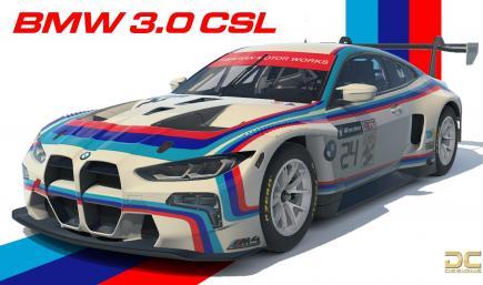 BMW M4 GT3 CSL