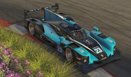 1ST Phorm   Una Vida   Mountain Motorsports P2 Dallara