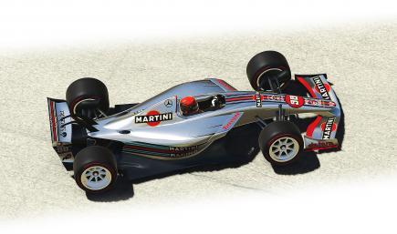 Martini Dallara IR01 v3C 2021