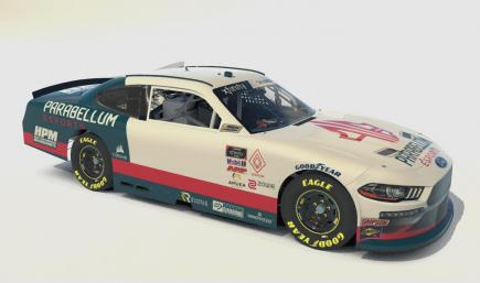 2021 Parabellum Ford Mustang Xfinity