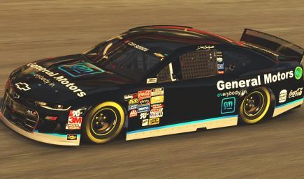 New GM Branding - Dale Earnhardt Chevrolet Camaro