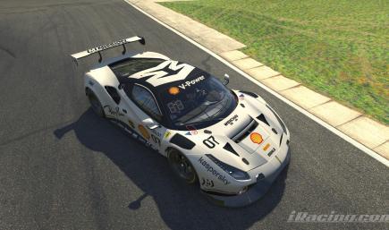 F1 2020 - White