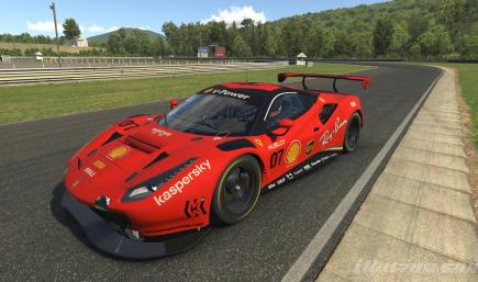 F1 2020.....Red
