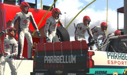 Parabellum Esports Suit