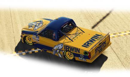 IRWIN Tools Chevrolet Silverado Truck 2020 v2 BRcoffee