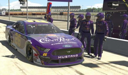 Crown Royal Driver and Pit Crew Suit