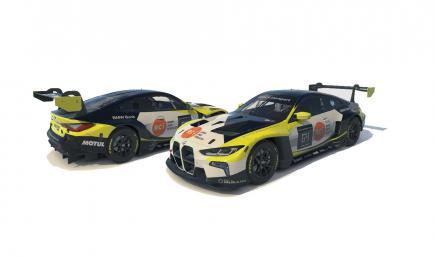 BMW M4 GT3 Bank RCI