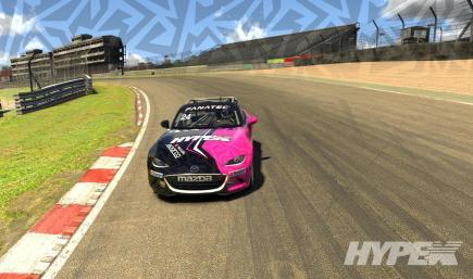 HypeX Racewear Mazda MX5 2016