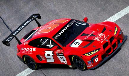 Dodge Dealers Dodge Intrepid BMW M4 GT3