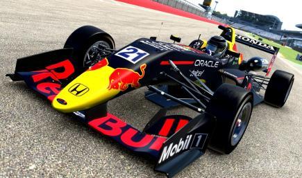 Redbull Racing Honda 2021 RB16B / F3