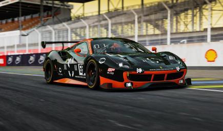 Simcontrols.eu Ferrari 488 GT3