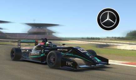 Mercedes Benz Petronas 2021 F1