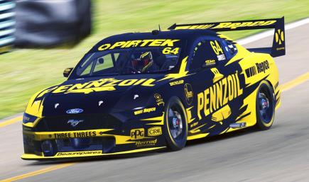 Pennzoil Ford Mustang GT Supercar