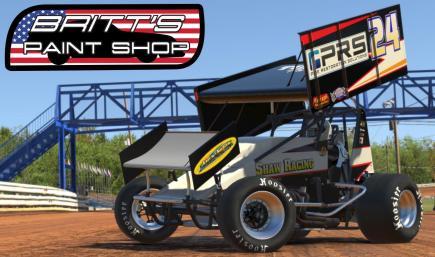 Danny Martin Sprint Car