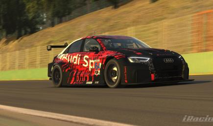 RS3 LMS 2021 Factory Livery