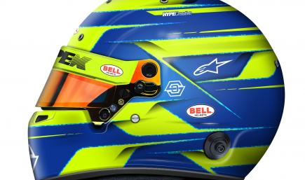 HypeX Racewear x Spencer Owen