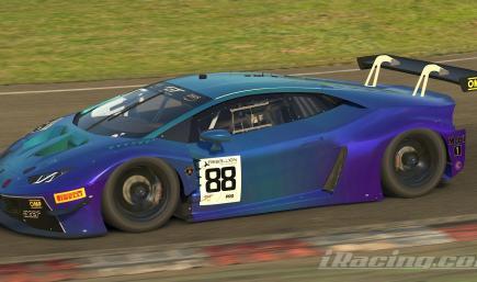 Lamborghini Huracan Purple color shift