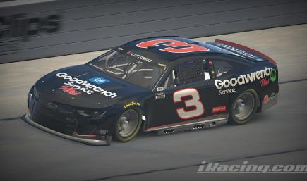 Dale Earnhardt 2000 Goodwrench Plus (Custom Number)