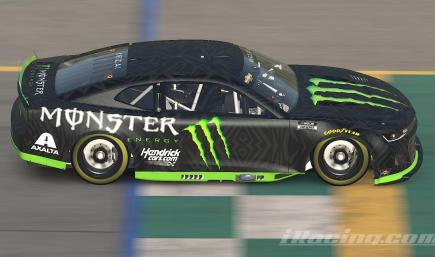 Monster Energy NextGen Chevrolet