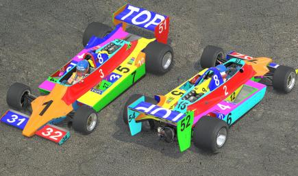 Lotus 70 Parts