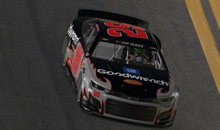 kevin harvick goodwrench