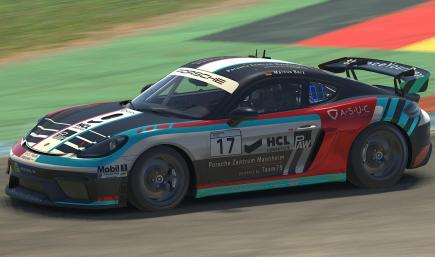 Official - Porsche Sports Cup Germany 2021- PZ Mannheim - #17 Marcus Berz