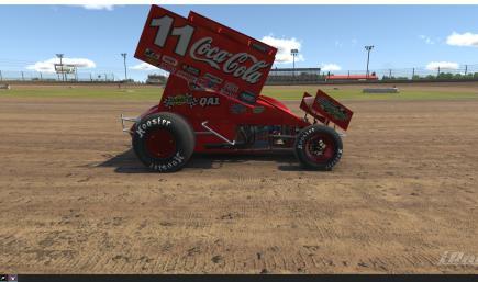 Coca Cola Winged Sprint