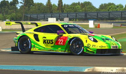 911 RSR Manthey-Racing