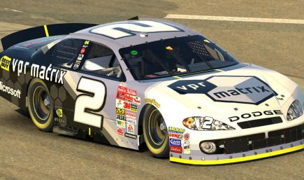 VPR Matrix Fictional 2002 Dodge