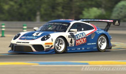 Liqui Moly Porsche GT3