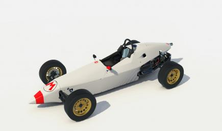 Mario Kart - B-Dasher