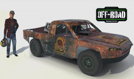 Wolfs Tooth Dog Food 2021 S3 Pro2 & Pro 4 Off - Road Racing Series