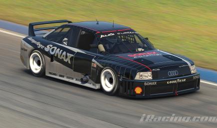 Sonax Audi 90 GTO