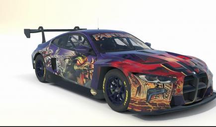 BMW M4 GT3 - Judas Priest Painkiller