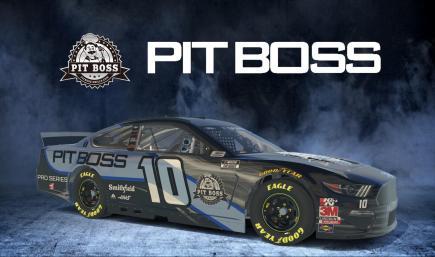 Ford Mustang Gen 6 Pit Boss